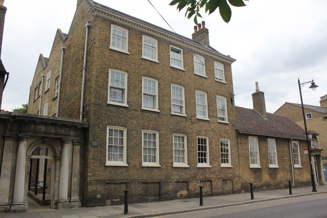 Bedford House, 28 St Mary's Street, Ely