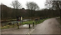 SK3155 : Cromford Canal by Chris Thomas-Atkin