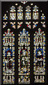 SK9153 : Window s.VII,  St Helen's church, Brant Broughton by Julian P Guffogg