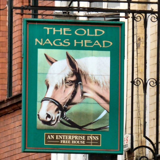 Sign of the Old Nag's Head