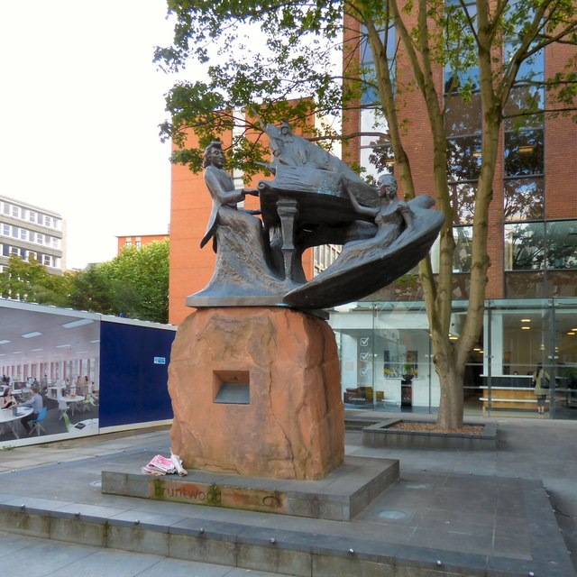 Chopin in Manchester (front view)