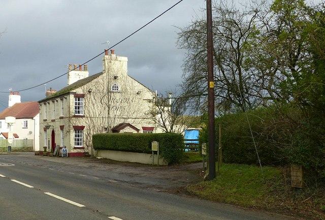 Queens Arms Inn, Bosley