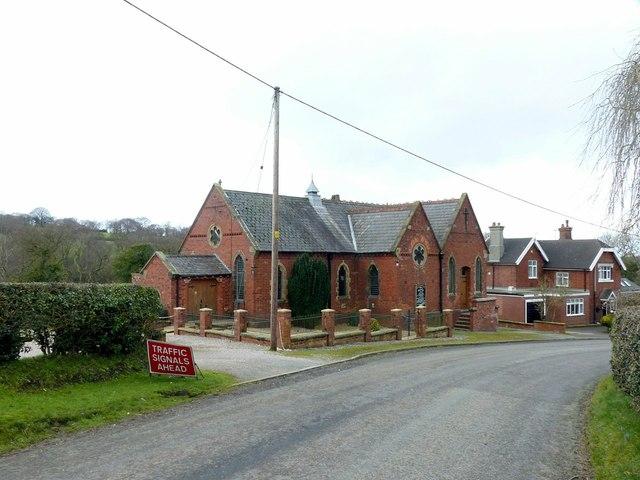 Bosley Methodist Church