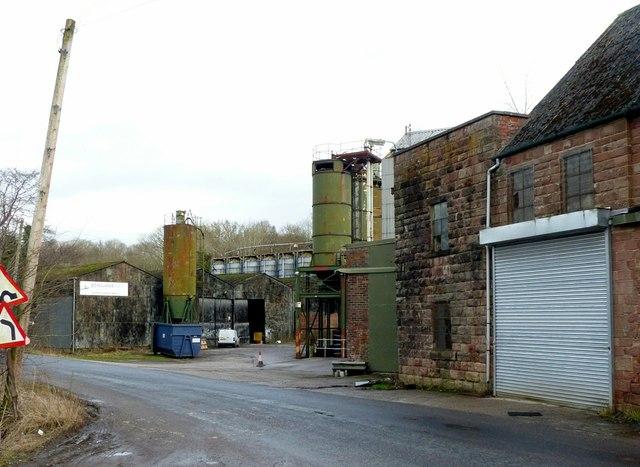 Lowerworks Mill, Bosley