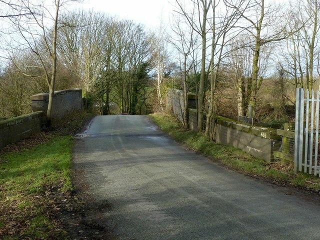 Peover Lane Bridge