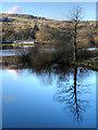 SD7314 : Reflections at Jumbles Reservoir by David Dixon