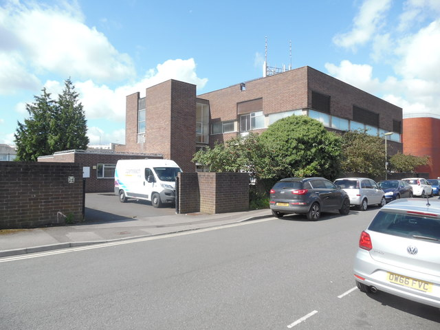 Cowley Telephone Exchange, Oxon