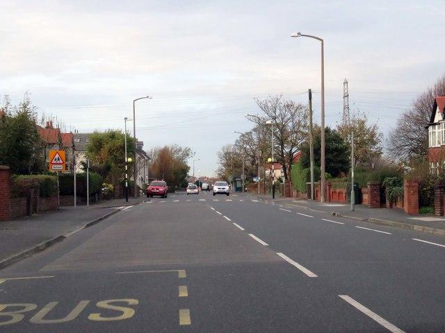 Fleetwood Road in Carleton