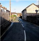 SJ3057 : Hope Street, Caergwrle, Flintshire by Jaggery
