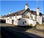SJ3057 : Halfway Inn, 42 High Street, Caergwrle, Flintshire by Jaggery