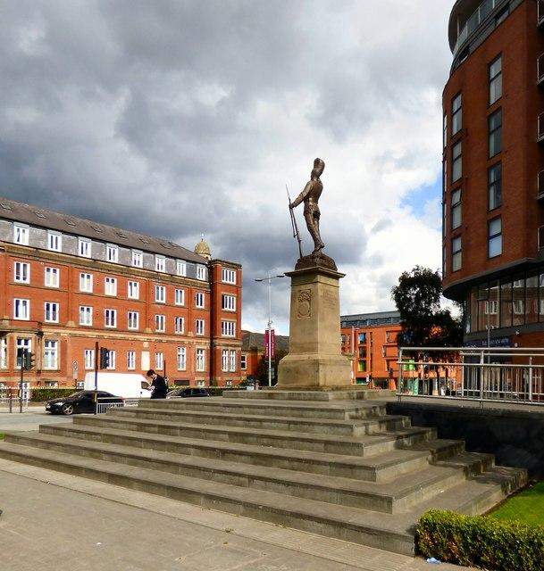 Lancashire Fusiliers Memorial
