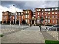 SJ8298 : Former Salford Royal Hospital by Gerald England