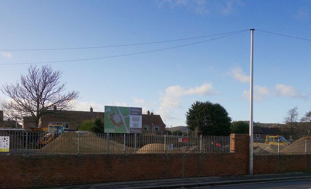 New Housing at Wilton Lane