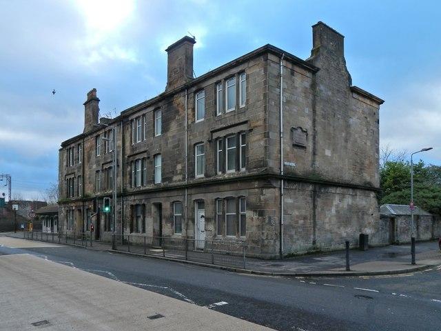 Grange Place, Glasgow Road, Dumbarton