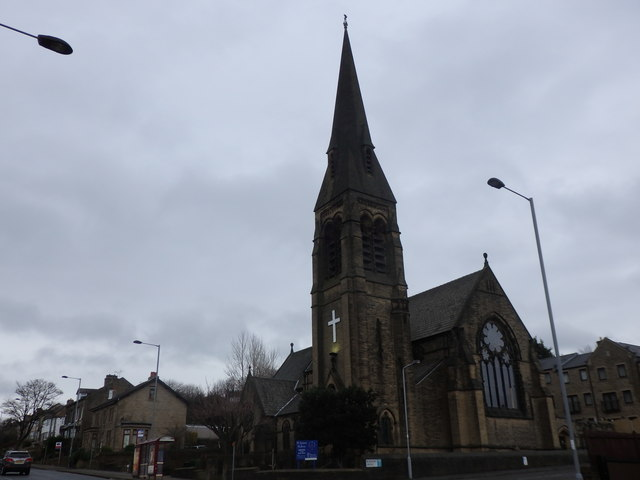 Church of St. James, Bolton Road
