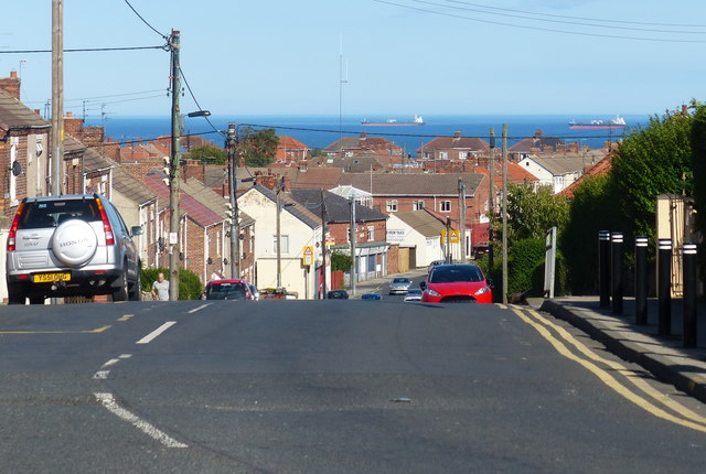 Cotsford Lane in Horden, County Durham