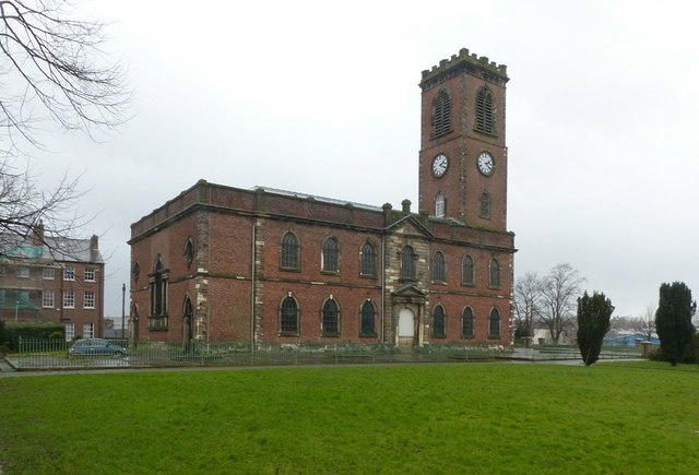 Christ Church, Macclesfield