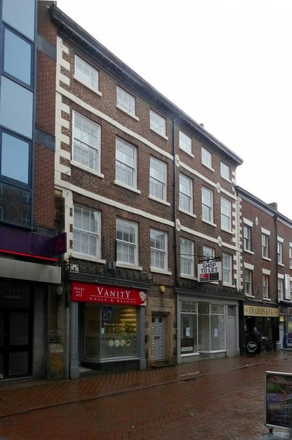 4 – 8 Chestergate, Macclesfield