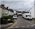 ST5394 : Hollins Close, Chepstow by Jaggery