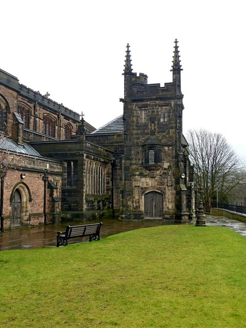 Church of St Michael, Macclesfield – Savage Chapel