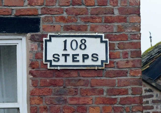 108 Steps, Macclesfield