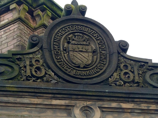 Macclesfield Library, detail