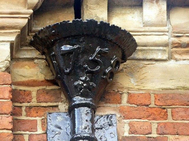 19 King Edward Street – detail