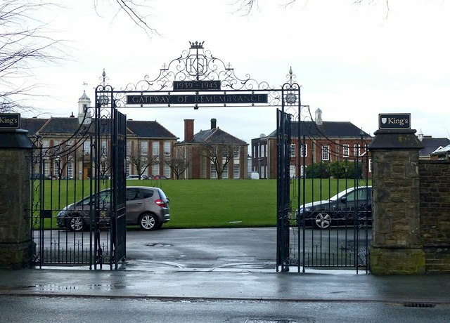 Gateway of Remembrance, King's School
