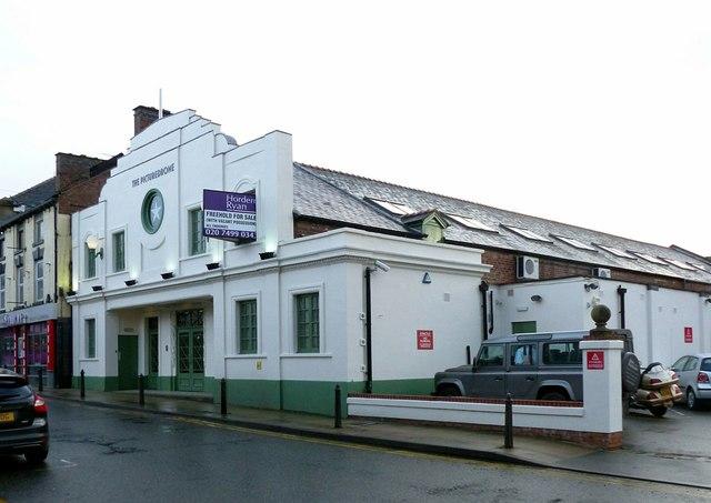 The Picturedrome, Chestergate, Macclesfield