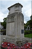 TQ2764 : Carshalton War Memorial by N Chadwick
