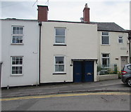 ST5394 : Clare Cottage and Hope Cottage, Lower Church Street, Chepstow by Jaggery