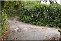SX4061 : Lane junction by N Chadwick