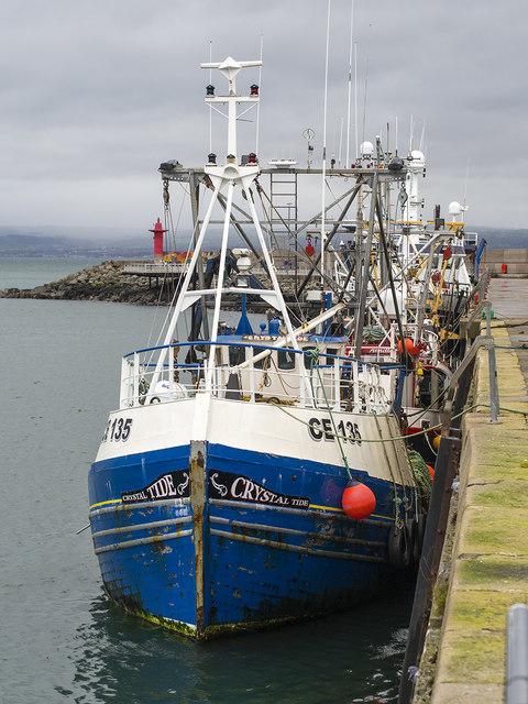 Fishing boats, Bangor Harbour