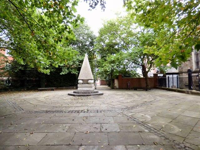The Pyramid, St John's Square