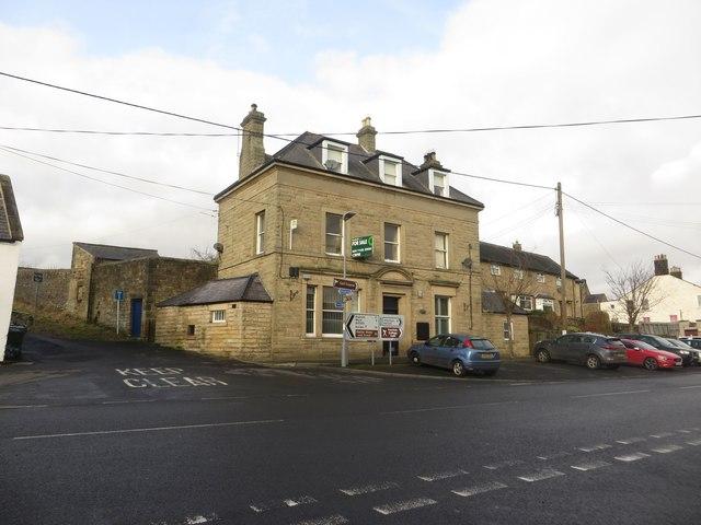 Former bank building, Bellingham