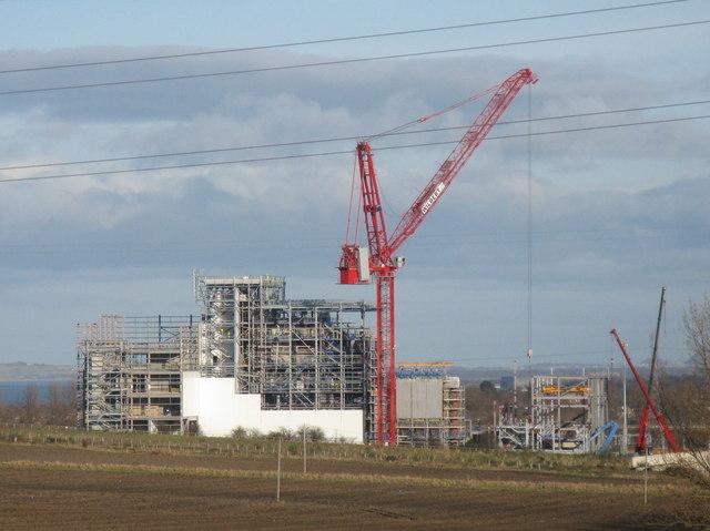 Edinburgh & Midlothian Recycling & Energy Recovery Centre