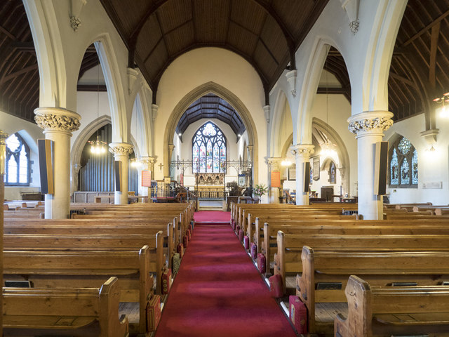 St Nicholas, St Nicholas Way, Sutton - East end
