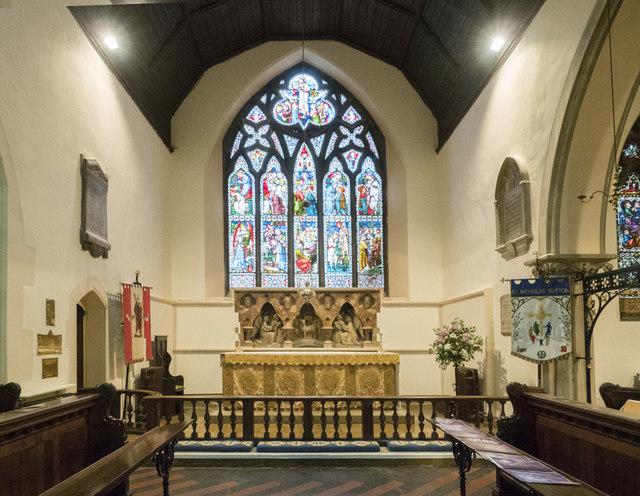 St Nicholas, St Nicholas Way, Sutton - Sanctuary