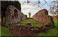 NH8347 : St Barevan's Church by valenta