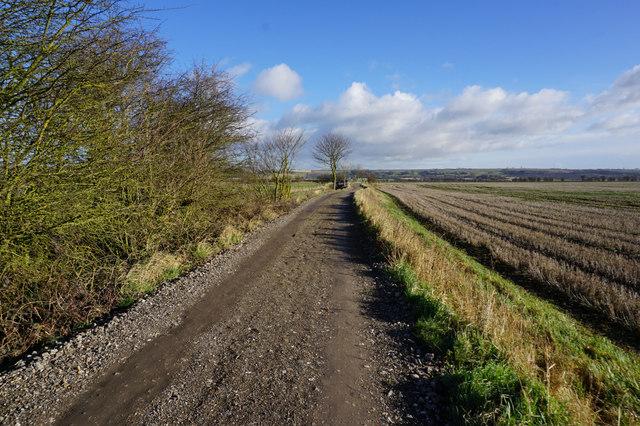 Bonby Carr Lane towards Carr Lane