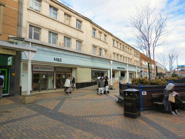 Marks & Spencer in Merseyway