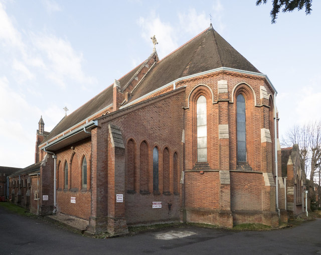 Christ Church, Christchurch Park, Sutton