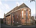 TQ2663 : Christ Church, Christchurch Park, Sutton by John Salmon