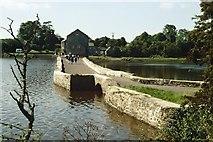 SN0403 : Carew Tidal Mill (Welsh:- Melin Caeriw) by Alan Walker