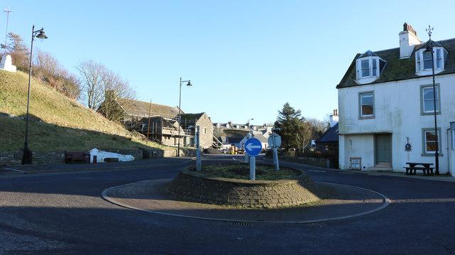 Roundabout, Port William