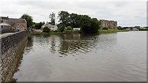 SN0403 : Carew bridge, Castle and Mill by Alan Walker