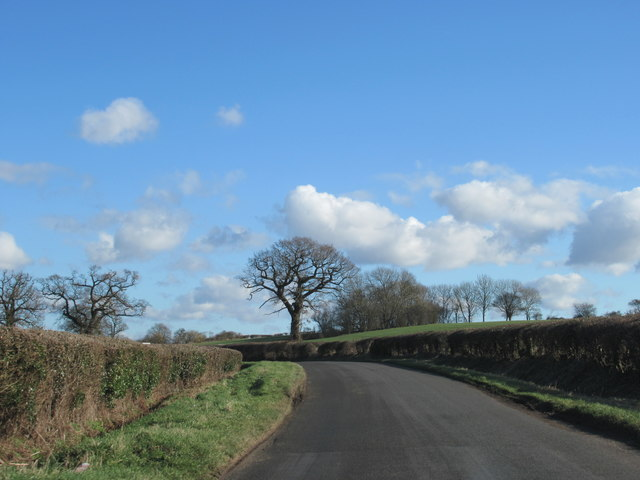 Bend on Crutch Lane