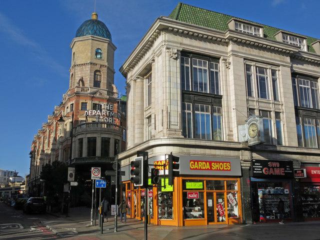 Brixton Road / Ferndale Road, SW9