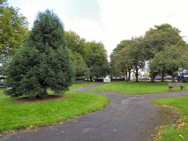 Parrs Wood Green