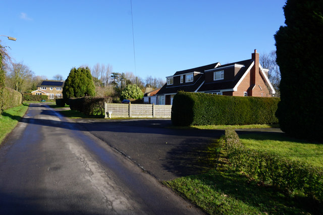 New Road, Worlaby